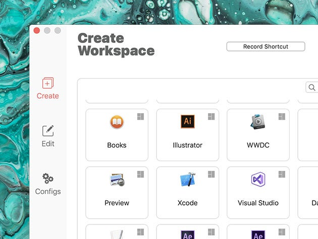 WorkspacePro: Multiple App Launcher for Mac