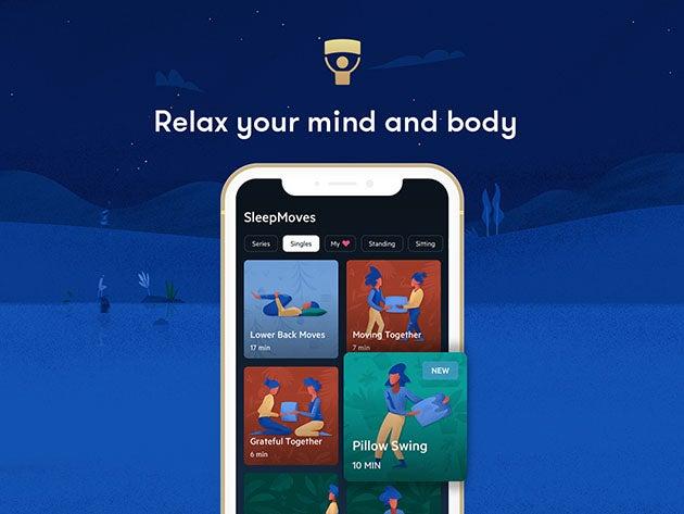 Relax Melodies Meditation App