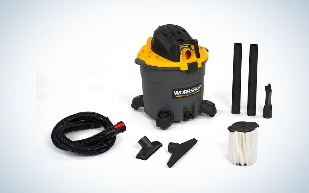 Workshop Wet Dry Vac WS1600VA