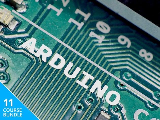 The 2020 Complete Raspberry Pi & Arduino A-Z Hero Maker Bundle