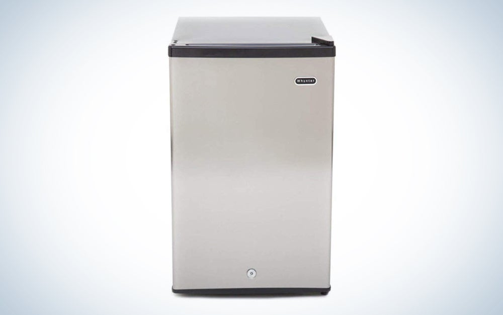 Whynter CUF-210SS Upright Freezer, 2.1 Cubic Feet