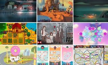Fourteen mobile games to make your quarantine more fun