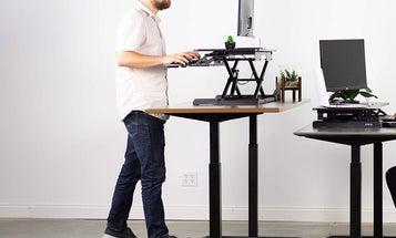 Standing desks for the modern office