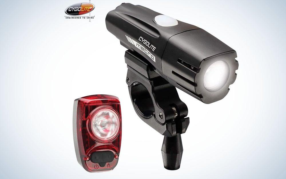 Cygolite Metro 700 Lumen Headlight and Hotshot 100 Lumen Tail Light