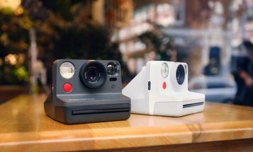 Hands-on with the Polaroid Now instant film camera