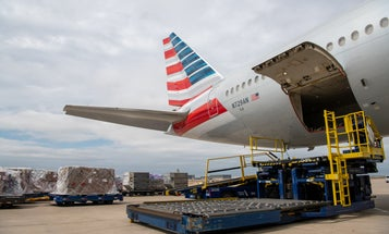 American Airlines hasn't flown cargo-only flights since 1984. That just changed.