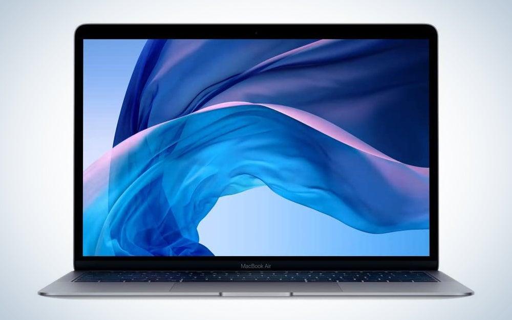 Apple MacBook Air with Apple M1 Chip (13-inch, 8GB RAM, 256GB SSD Storage) - Silver