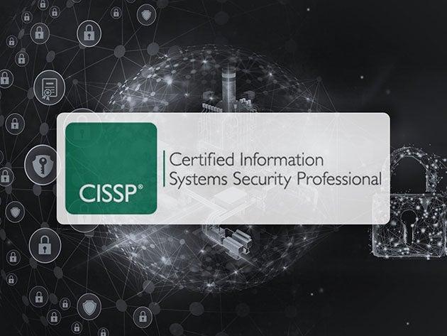 The CISSP Cybersecurity Certification Deep Dive Course