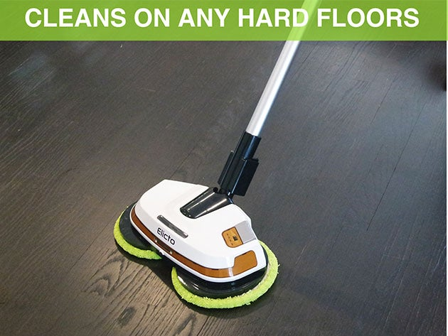 Elicto ES-500 Electric Corded Spin Mop & Polisher