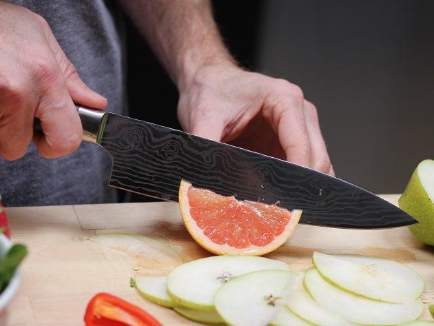 Sukasu Osami 3-Pc Chef's Knife Set
