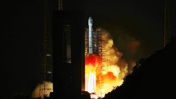 BeiDou-3 satellite system China GPS