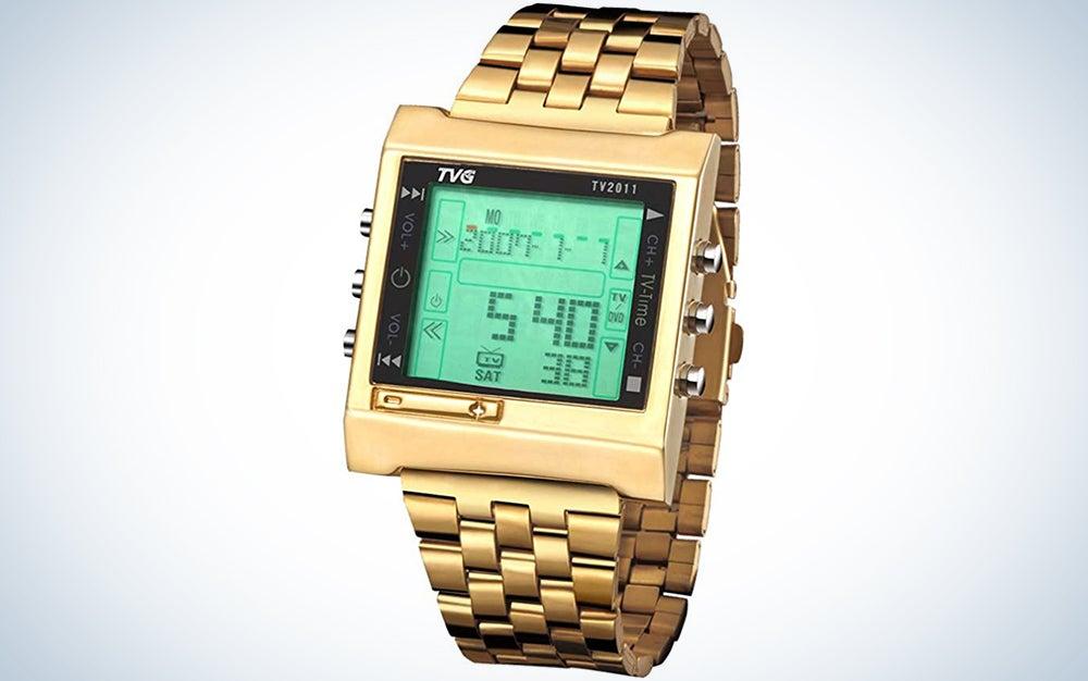 TVG Electronic Watch
