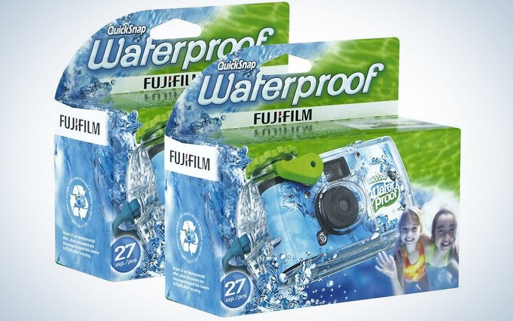 Fujifilm QuickSnap Waterproof