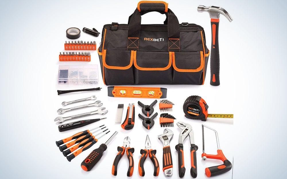 Rexbeti 169-Piece Tool Kit