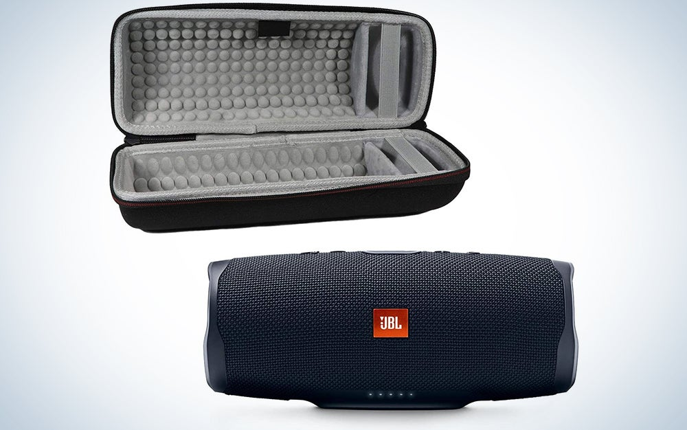 JBL Charge 4 - Waterproof Portable Bluetooth Speaker