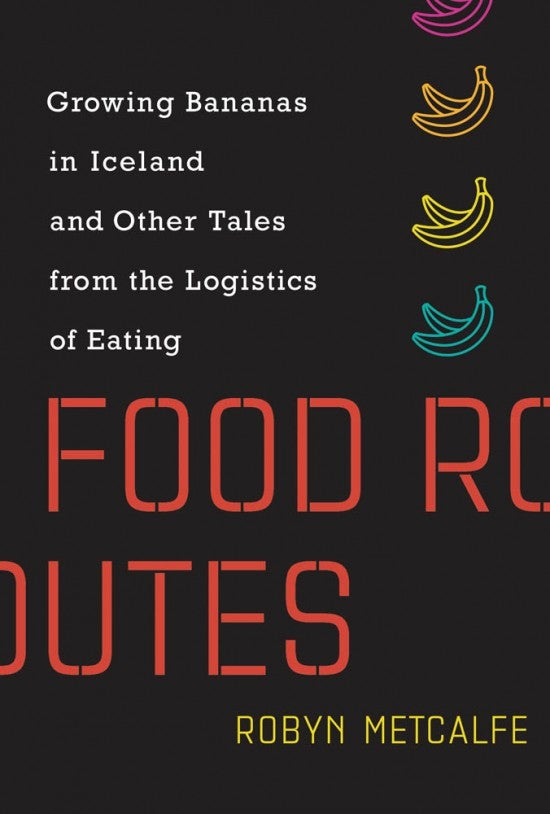 Food Routes cover