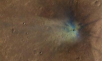 Will asteroids wreak havoc on future Mars settlers?