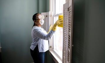Fight viruses in your home without making bacteria stronger