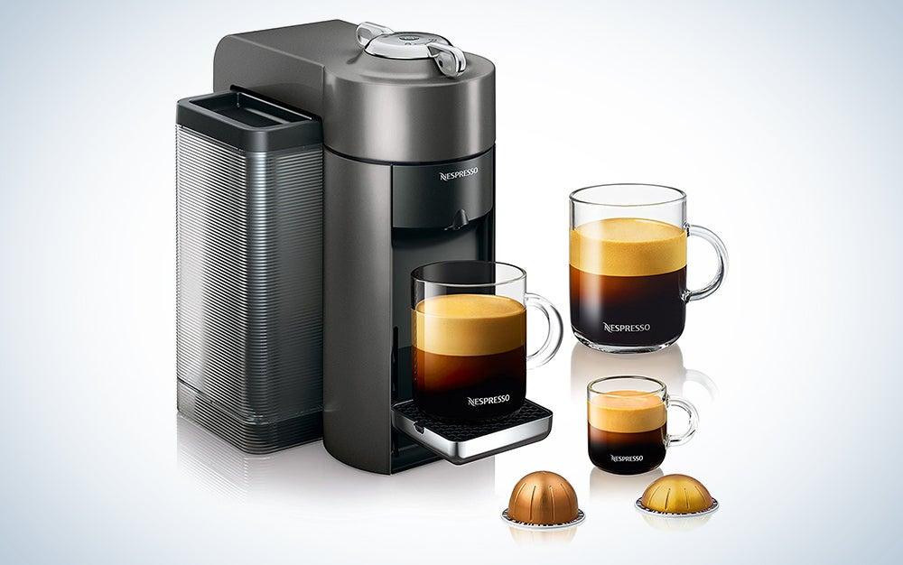 Nespresso Verturo Coffee and Espresso Machine