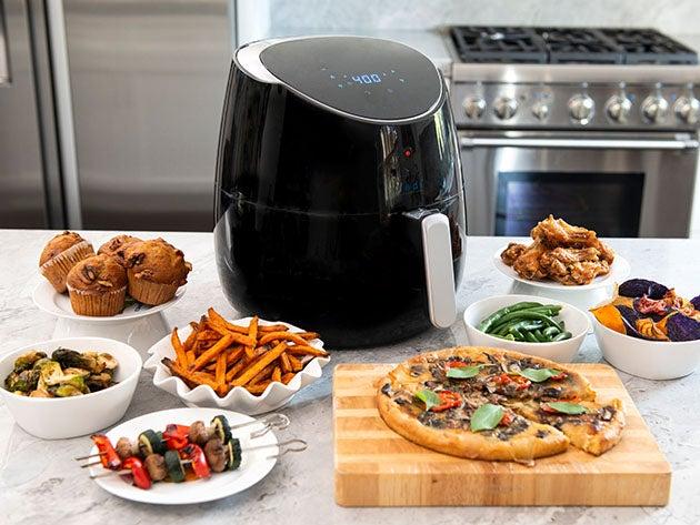 Yedi® Total Package 5.8Qt Ceramic Air Fryer