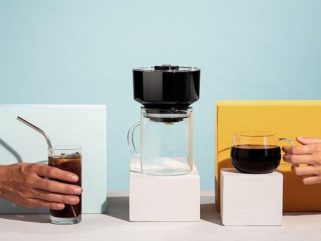 FrankOne™ Cold Brew & Coffee Maker