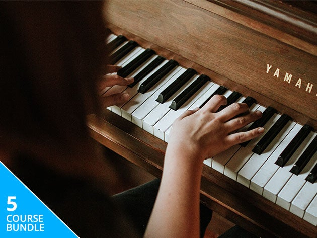 The Learn to Play the Piano & Music Composition Bundle