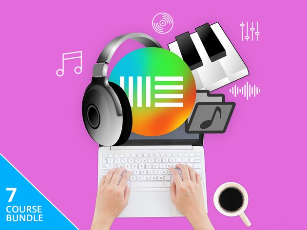 Ableton Music Production Mastery Bundle