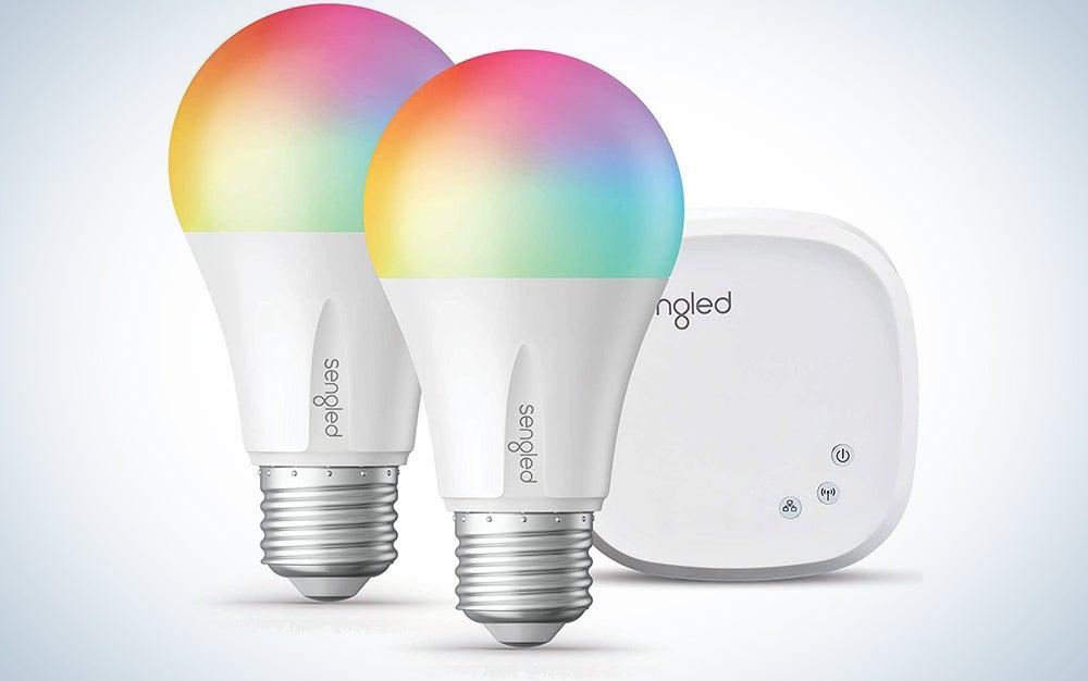 Sengled Smart LED Multicolor A19 Starter Kit