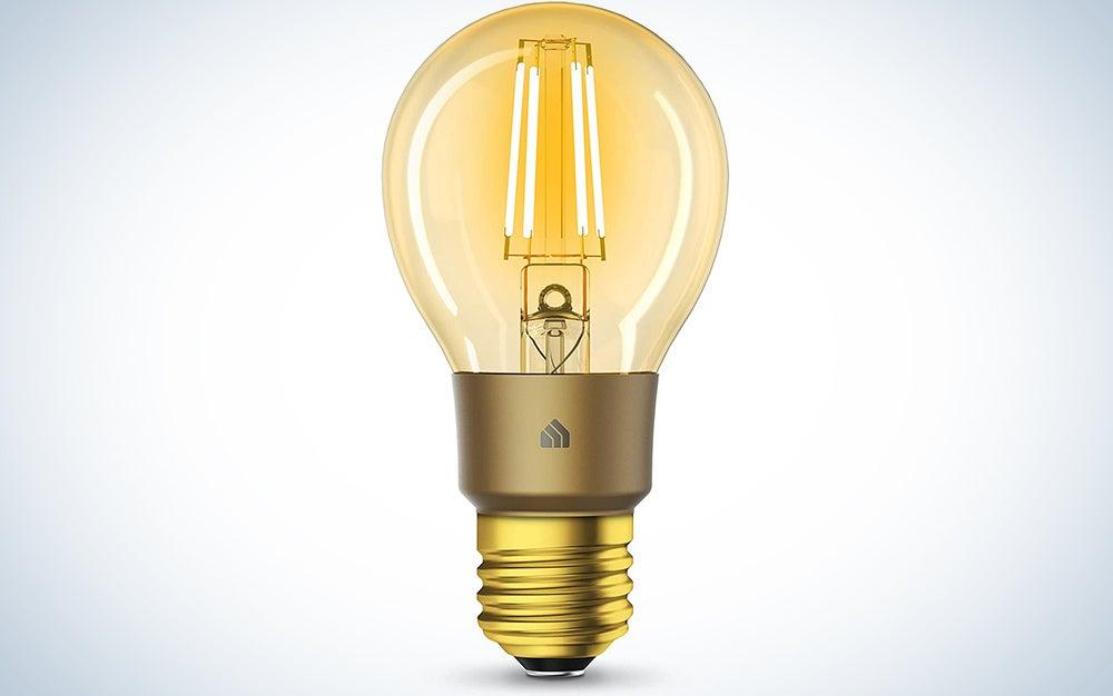 Kasa Smart Wi-Fi LED Bulb by TP-Link