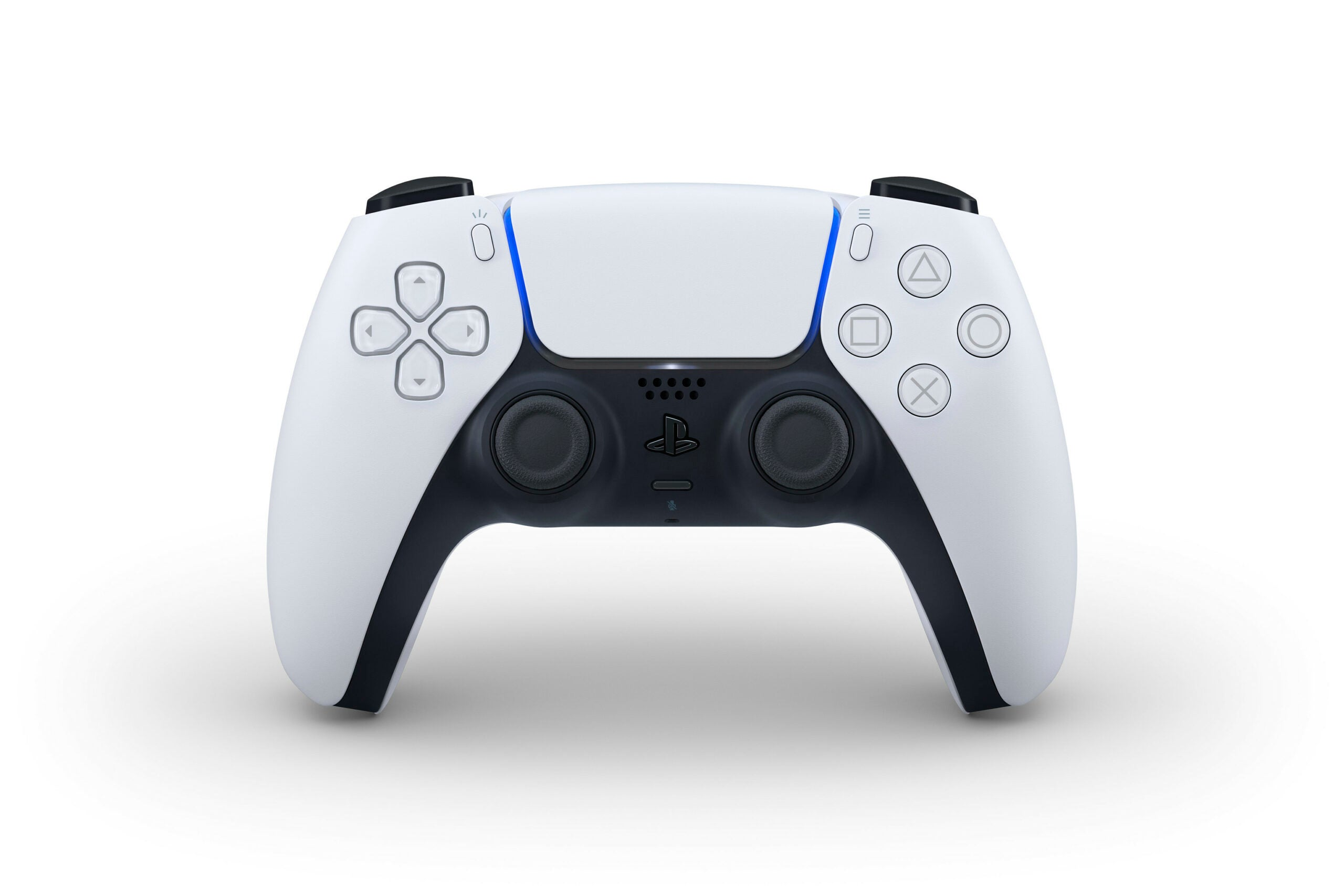 PlayStation 5 controller.