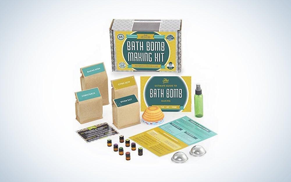 DIY Gift Kits Bath Bomb Kit