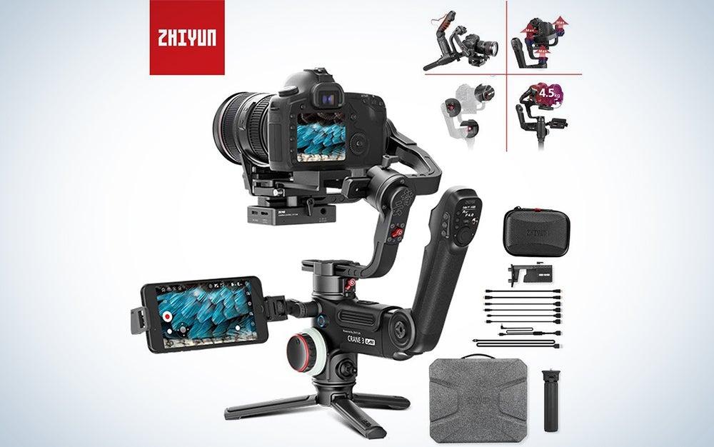Zhiyun Crane 3 LAB 3-Axis Handheld Stabilizer