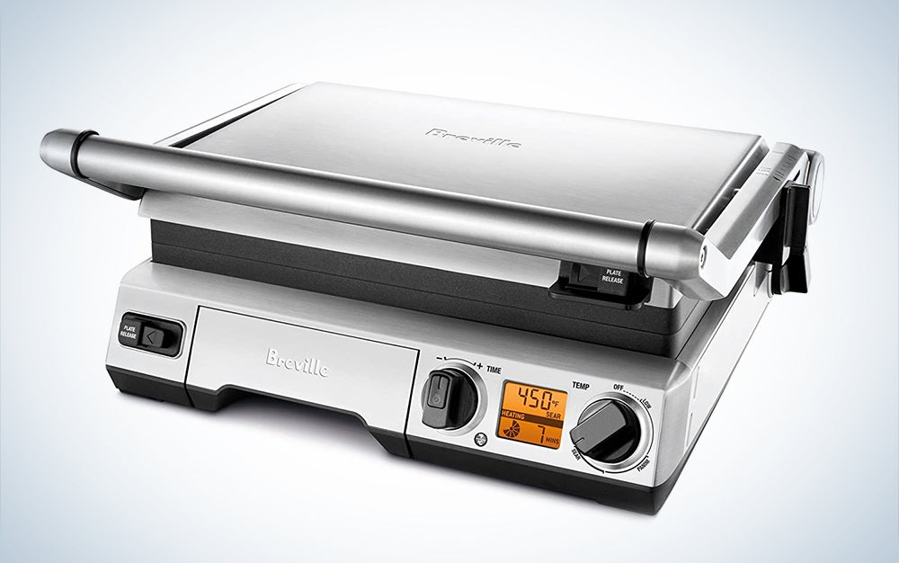DeLonghi America CGH1020D Livenza All Day Combination Contact Grill and Open Barbecue