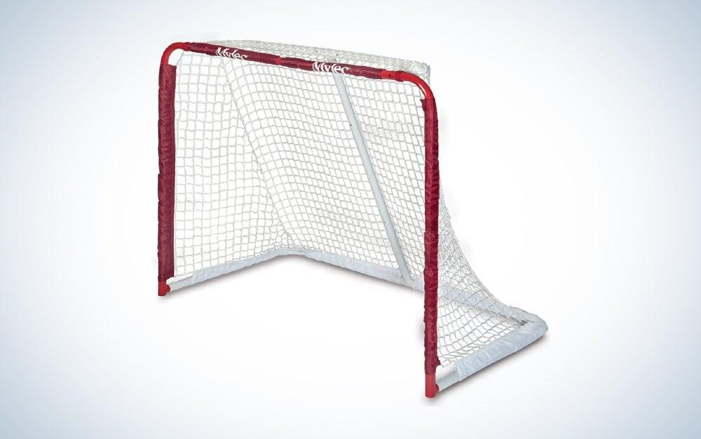 Mylec All Purpose Steel Goal, Red
