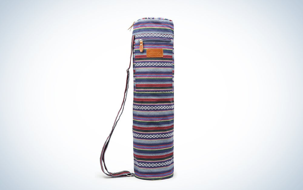 Elenture Full-Zip Yoga Mat Carrier