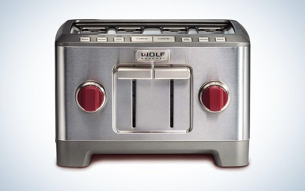 Wolf Gourmet 4 Slice Toaster