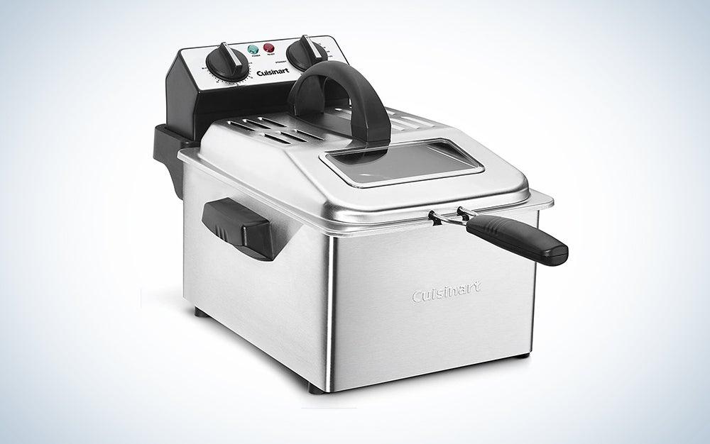 Cuisinart CDF-500 Extra-Large Rotisserie Deep Fryer