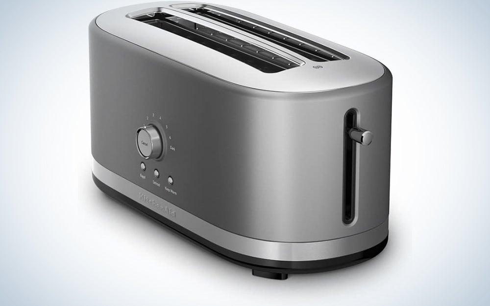 KitchenAid KMT4116CU 4 Slice Long Slot Toaster