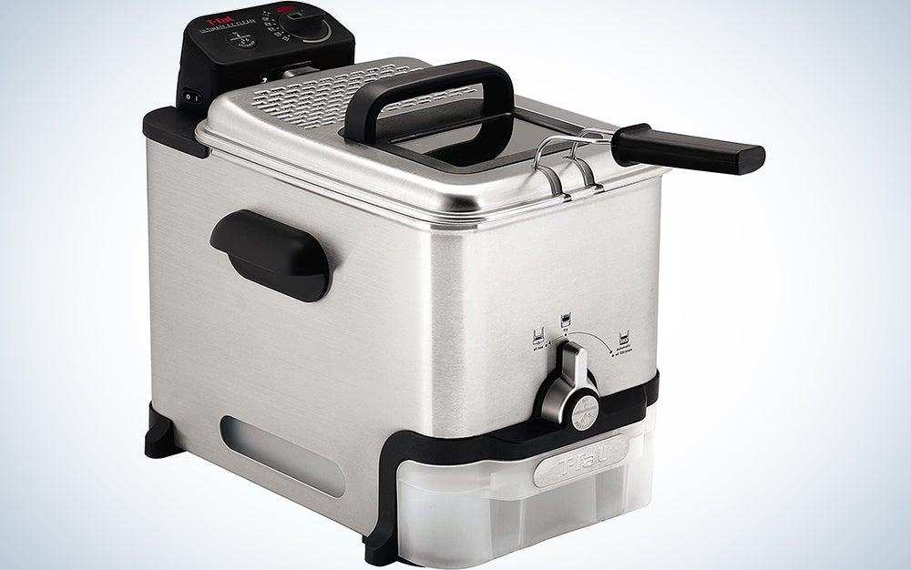 T-fal Deep Fryer with Basket