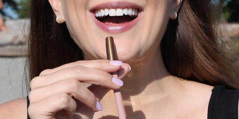 nOcean Wearable Reusable Silicone Straw