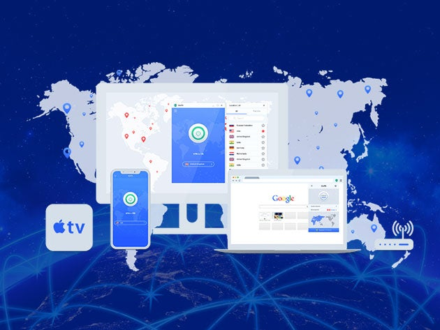 VPN by VeePN: Lifetime Subscription