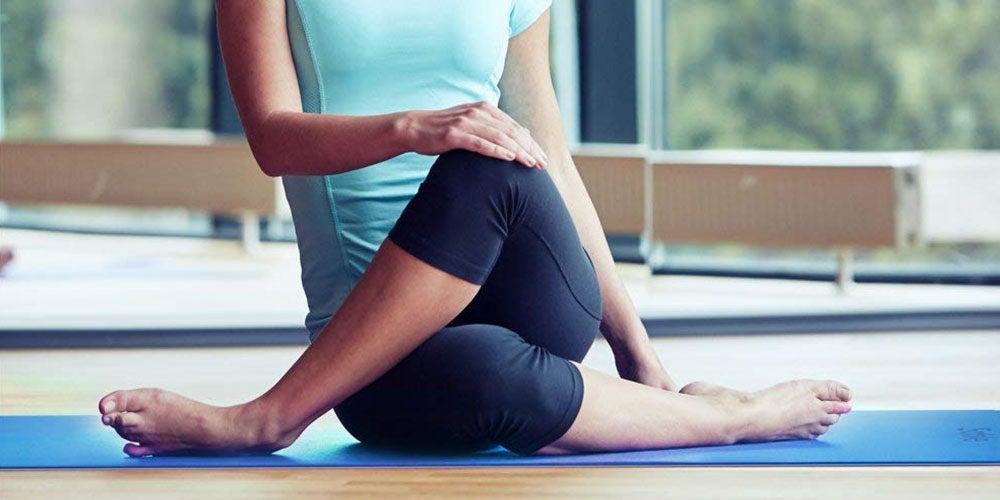 Home yoga gear