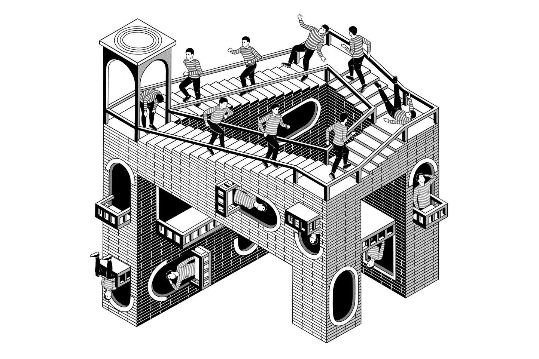 Stuart Patience illustration