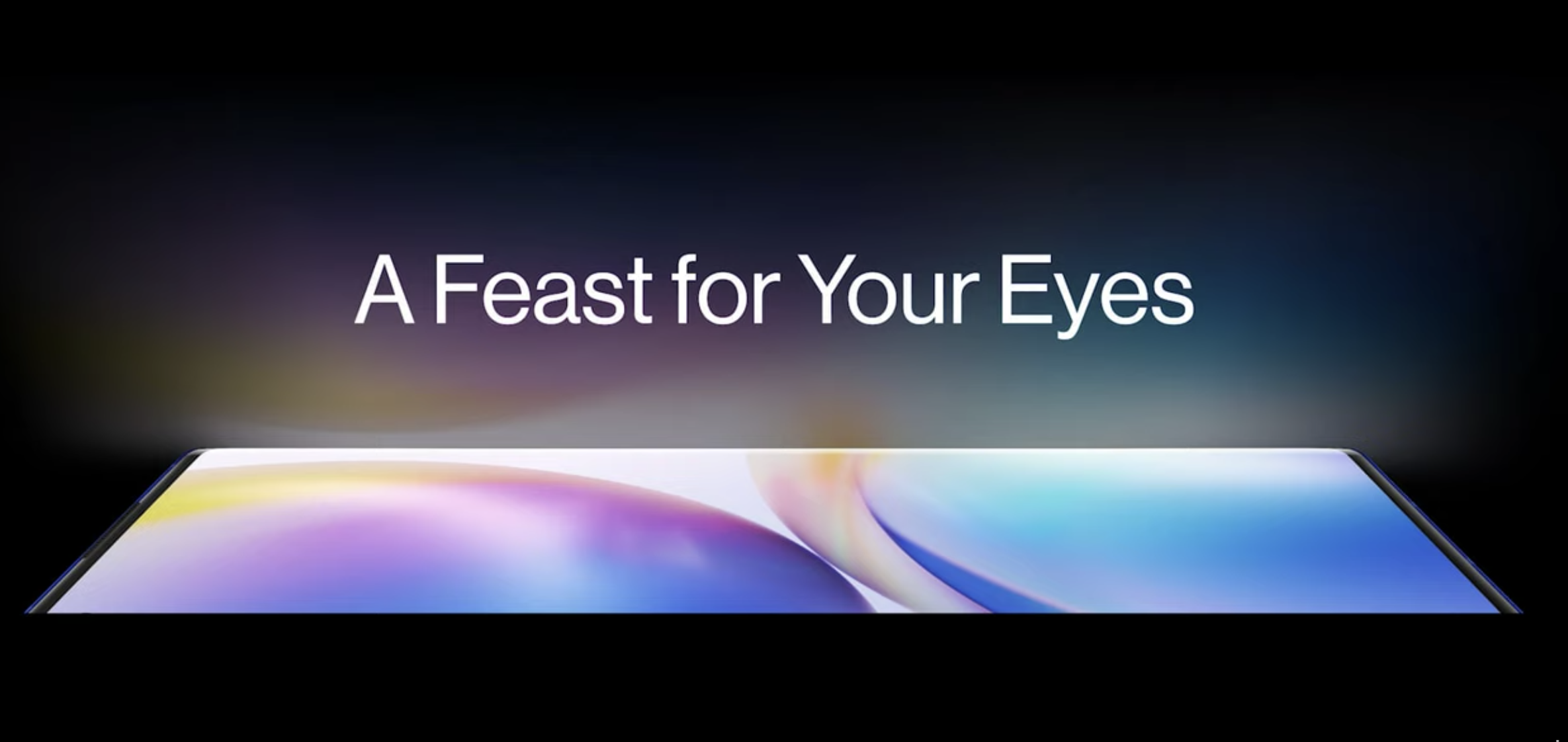 OnePlus Pro 8 screen