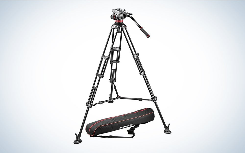 Manfrotto MVH502A Fluid Video System