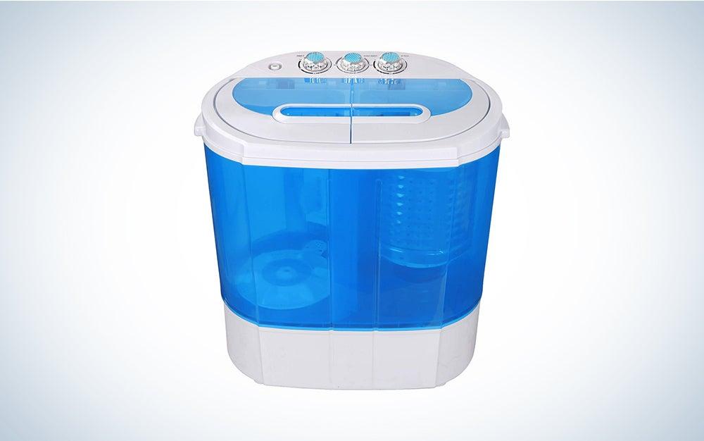 Super Deal Portable Compact Washing Machine