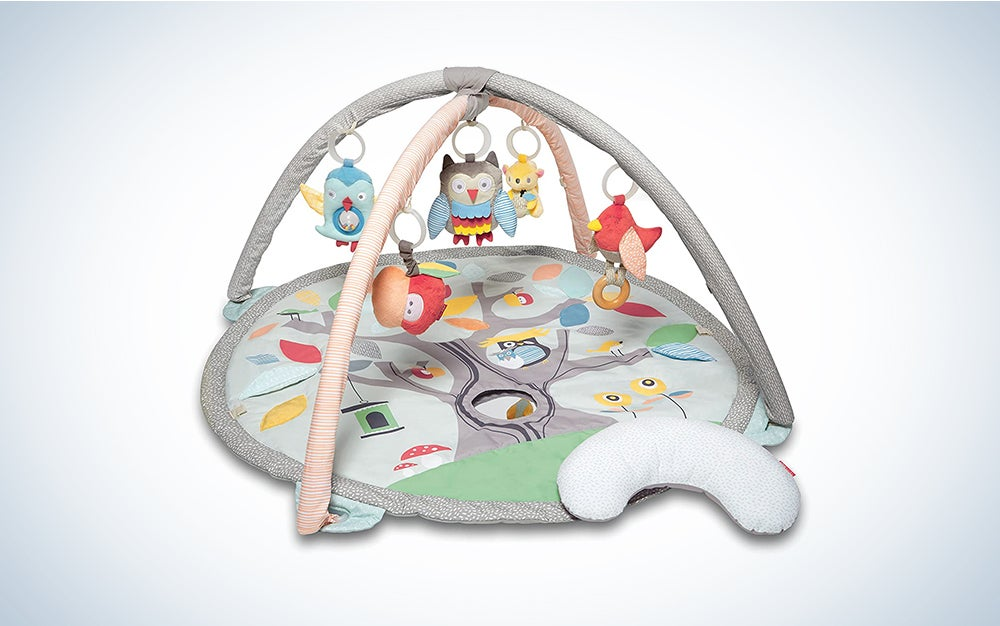 Skip Hop Treetop Friends Baby Developmental Play Mat