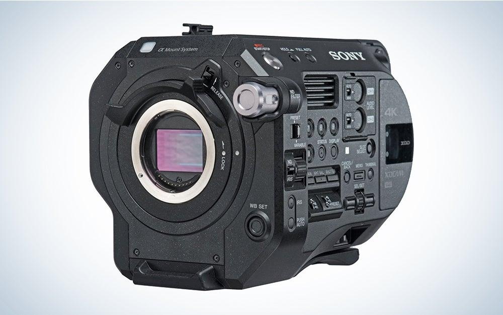 Sony PXW FS7M2 XDCAM