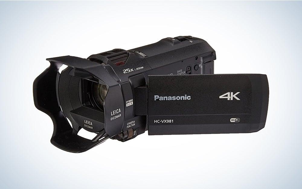 Panasonic HC-VX981 Camcorder