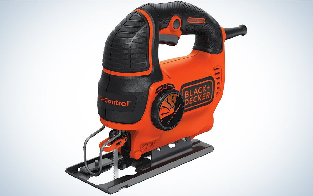 BLACK+DECKER Jig Saw, 4-Amp